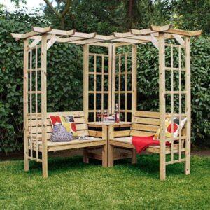 Outdoor Wooden Garden Furniture *COMING SOON*