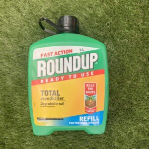 roundup ready to use total weedkiller